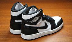 Air Jordan 1 Black/White OG 2014