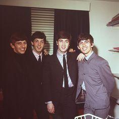 The Beatles, 1963.
