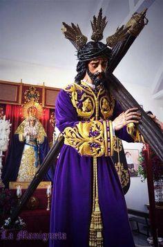 Nuestro Padre Jesús del Gran Poder. San Fernando (Cádiz). San Fernando Cadiz, Samurai, Princess Zelda, Fictional Characters, Event Photography, Fotografia, Father, Backgrounds, Fantasy Characters