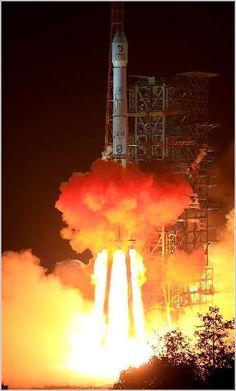 Lanzamiento de la Chang'e 3
