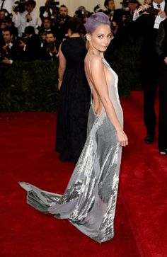 Pin for Later: You Won't Believe How Much Nicole Richie Has Changed Since 2001 In May 2014, Nicole struck a glamorous pose at the Met Gala in NYC.