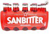 Sanpellegrino - Apéritif célèbre Italien rouge et sans alccol - San Bitter par San Pellegrino