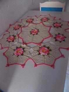 Toalha de mesa achada na net