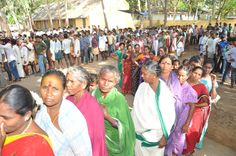 Record 80% Polling in Seemandhra - read complete article click here... http://www.thehansindia.com/posts/index/2014-05-08/Record-80-polling-94405