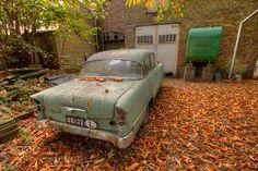 Opel Rekord by Vince_Fero