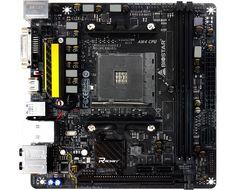 BIOSTAR reveals world first mini-ITX for AMD Ryzen CPUs: BIOSTAR reveals world first mini-ITX for AMD Ryzen CPUs:…