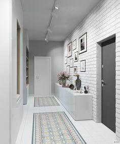 What design do you like more? House Design, Hallway Decorating, Interior, Home Decor, House Interior, Apartment Decor, Room Decor, Home Interior Design, Living Room Designs