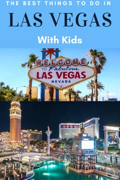 Heading to Las Vegas with kids? Las Vegas is a great family destination. Read on for the best things to do in Las Vegas with kids, on and off the strip. Visit Las Vegas, Las Vegas Blvd, Las Vegas Trip, Las Vegas Nevada, Toddler Travel, Travel With Kids, Family Travel, Travel Activities, Activities For Kids