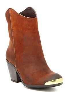 Chambers Metal-Toe Boot by Fergie on @HauteLook
