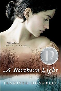 Northern Lights.  I enjoy reading about Chester Gillette  who tipped his pregnant girlfriend out of a canoe to her death (An American Tragedy, An Adirondack Murder).  This young adult novel is another perspective of that same tragedy.