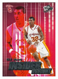 O.J. Mayo # II-7 - 2008 Press Pass Basketball Insider Insight