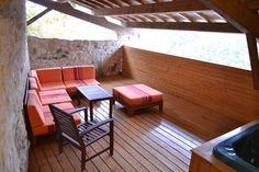 Le Petit Gîte, location de vacances avec piscine et jacuzzi - Gîtes de France Charente