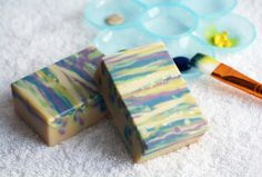 Peppermint & Lavender Handmade Soap