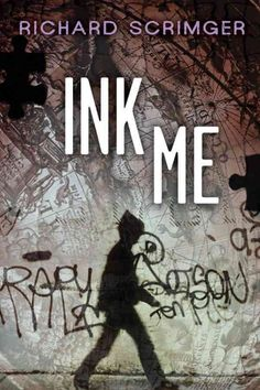 Ink me / Richard Scrimger. Absolutely loved the different style of reading it in a child with an exceptionality perspective. Insane storyline!