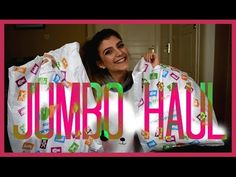 Jumbo Haul | katerinaop22 - YouTube Youtubers, Birthday, Birthdays, Youtube, Birth Day