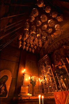 Church of the Holy Sepulchre, Jerusalem *****one of the most interesting places I have ever been.