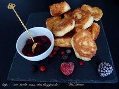 Hier wird mit Liebe gekocht: Hefepfannkuchen