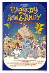 raggedy ann and andy movie