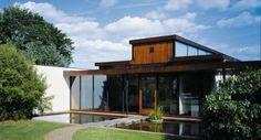Louisiana Museum of Modern Art, Denmark/ architects Bo and Wohlert –…