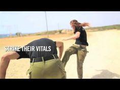 Krav Maga (Women's Self Defense) in the IDF