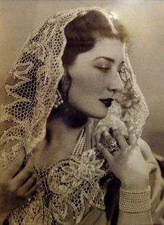 Princess Niloufer of Hyderabad india Vintage India
