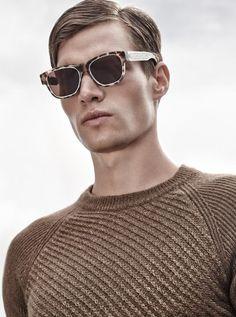 Louis Vuitton Men 2015 Fall Winter GQ Korea Editorial Louis Vuitton Fall/Winter 2015: Philipp Schimdt for GQ Korea