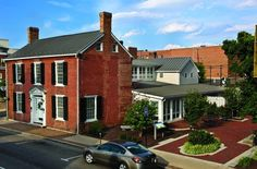 Hardesty-Higgins House Visitor Center, Harrisonburg: See 87 reviews, articles…