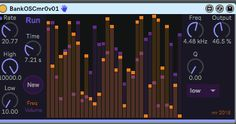 My first visit to a Bank of Oscillators. Ableton Live, Over The Years, Generators, Posts, Blog, Messages, Blogging