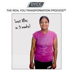 Kavitha lost 8lbs in 3 weeks! Amazing start to her transformation! _________________________________________  To Download The Nutrition Plan Used By Kavitha >> http://hubs.ly/y0P4ZW0