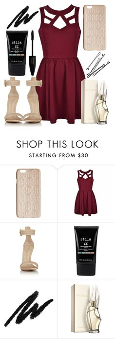 """#15"" by oneandonlyfashion ❤ liked on Polyvore featuring Dagmar, Ally Fashion, Gianvito Rossi, Stila, Donna Karan and BOBBY"