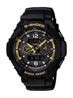 GW-3500B-1AER #Casio #GShock #Premium #RoyalAirForce