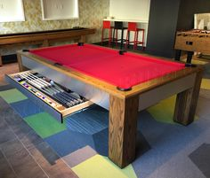 10 best parsons pool table design images custom pool tables rh pinterest com