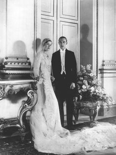 Miss Honoria Glossop:  Wedding of Henri of Orleans, Count of Paris, and Princess Isabelle of Orleans-Braganza, on April 8, 1931