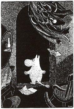 Moomin by Tove Janson