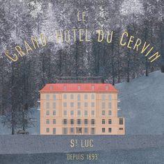Grand Hôtel du Cervin, Val d'Anniviers - GayMenzel