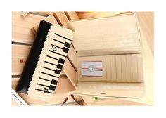 Siempre Quise Uno: Cartera Piano - Kichink!