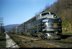 RailPictures.Net Photo: BO 235 Baltimore & Ohio (B&O) EMD F7(A) at Knoxville, Maryland by Bob Krone