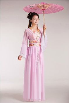 Classical Hanfu Chinese Traditional Dress
