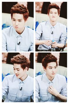 Suho - Exo Why are you so cute?