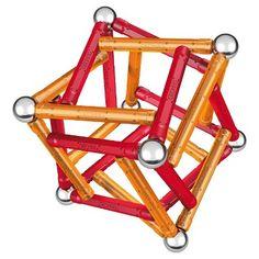 Geomag Color Construction Set - 64 Piece