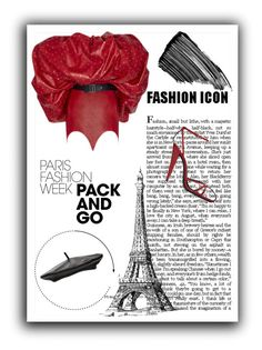 """""""J'adore Paris!"""" by styledbydin ❤ liked on Polyvore featuring Witchery, Yves Saint Laurent, Sisley, parisfashionweek and Packandgo"""