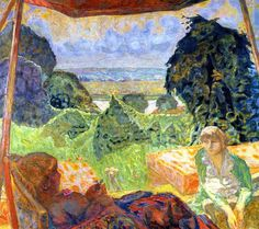 Summer in Normandy, 1912, by Pierre Bonnard (French, 1867–1947)
