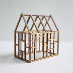 2of2 goods: Birch Frame House Natural, at 13% off!
