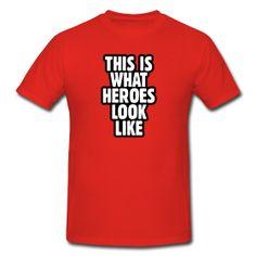 hero t shirt - Google Search