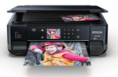 Epson C11CD31201 Expression Premium XP-610 Wireless Color Photo Printer with Scanner and Copier   Me Techie