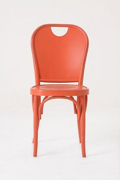 Perfect with a tulip table  This chair is from anthropologie on sale for 95.00!!!  Comes in various colors