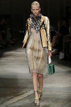 Prada ready-to-wear spring/summer '16: