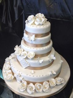wonderful Wedding Cakes for 2014 #wedding #cake #ideas