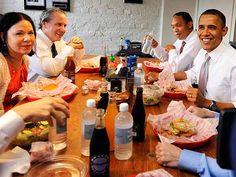 The 8 Best Restaurants That Presidents Love