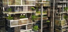 Seeds of Life / Mekano Studio | ArchDaily